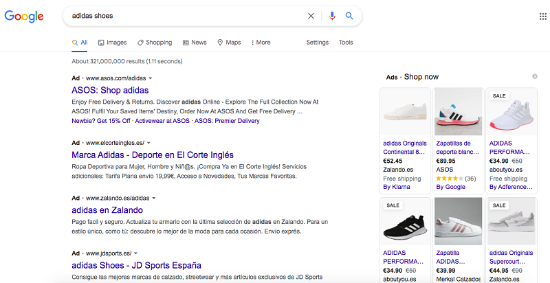 google-paid-shopping-ad-campaign-example