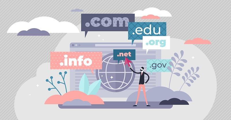 domain spoofing illustration